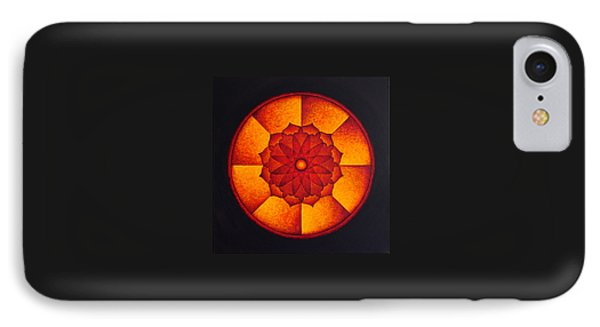 Power Wheel IPhone Case