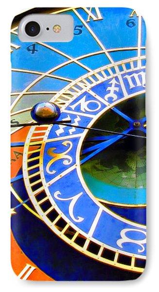 Prague Orloj IPhone Case