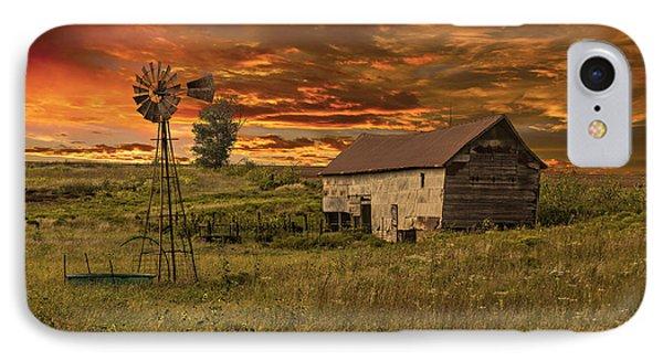 Prairie Barn IPhone Case