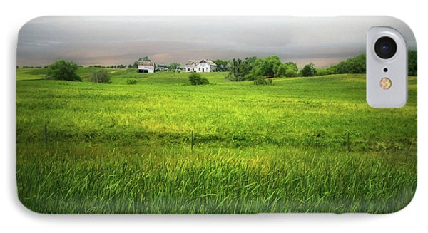 Prairie Farm IPhone Case