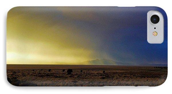 Prarie Rain Lund Utah IPhone Case