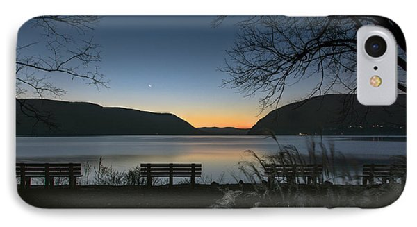 Dawn At Plum Point IPhone Case