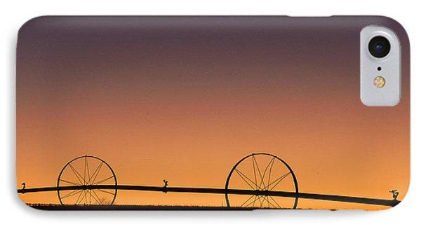 Pre-dawn Orange Sky IPhone Case