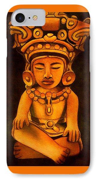 Precolumbian Series #2 IPhone Case