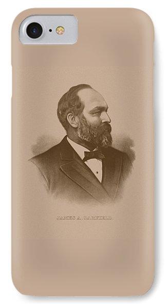 President James Garfield IPhone Case