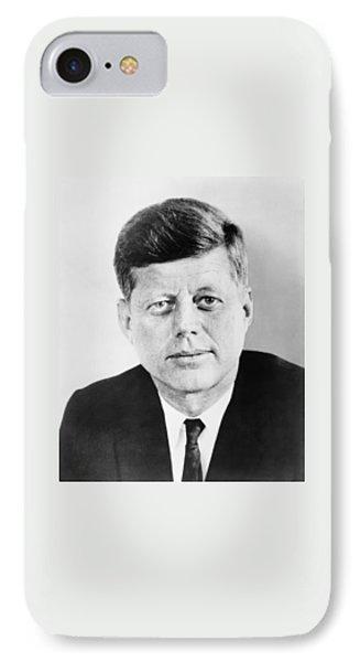 President John F. Kennedy IPhone Case