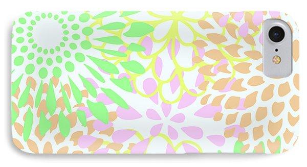 Pretty Pastels IPhone Case
