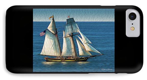 Pride Of Baltimore IPhone Case