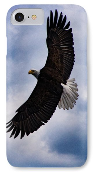 Prince Rupert Soaring Eagle IPhone Case