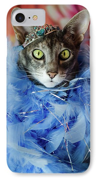 Princess Cat IPhone Case