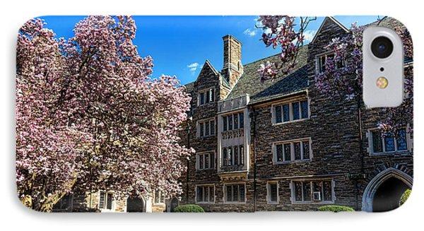 Princeton University Pyne Hall Courtyard IPhone Case