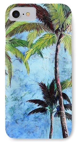 Princeville Palms  IPhone Case