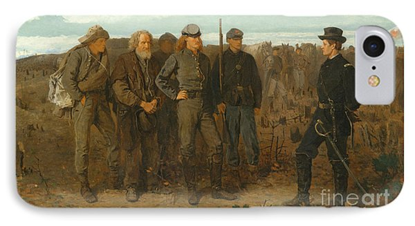 Prisoners From Front, 1866 IPhone Case