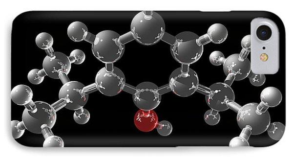 Propofol Molecule IPhone Case