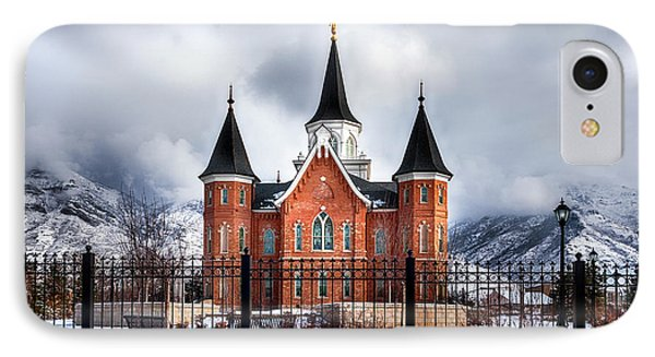 Provo City Center Temple Lds Large Canvas Art, Canvas Print, Large Art, Large Wall Decor, Home Decor IPhone Case