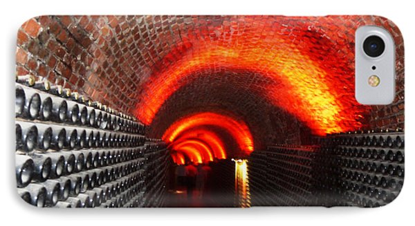 Psychedelic Wine Cellar IPhone Case