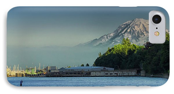 Pt Defiance Rainer IPhone Case