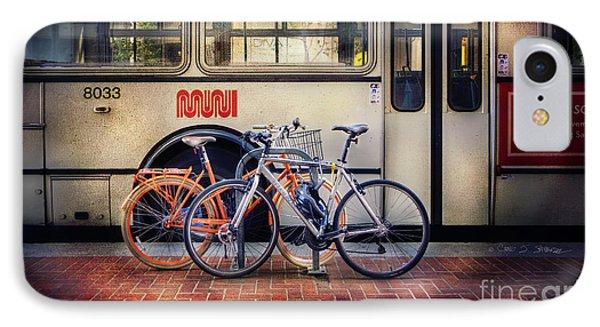 Public Tier Bicycles IPhone Case
