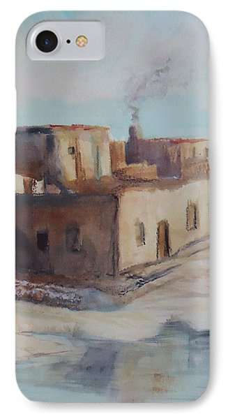 Pueblo After The Rain IPhone Case