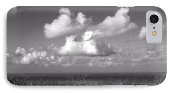 Puffy Clouds IPhone Case
