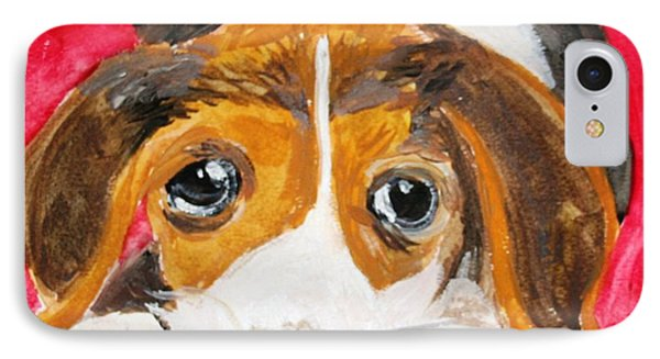 Puppy For Love IPhone Case