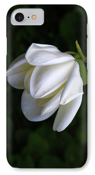 Purity In White IPhone Case