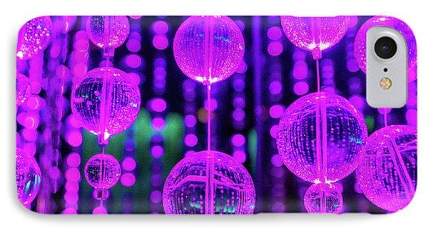 Purple Glass IPhone Case