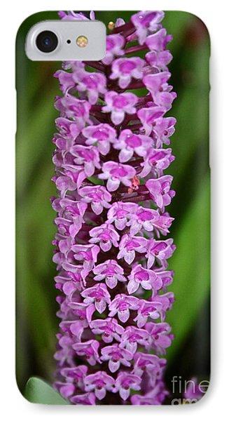 Purple Pillar IPhone Case