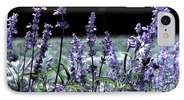 Purple Splendor IPhone Case