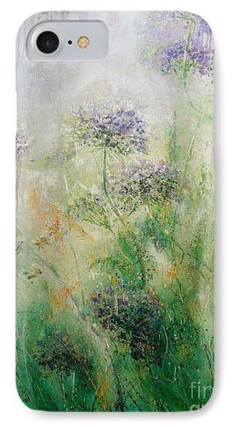 Queen Ann's Lace IPhone Case