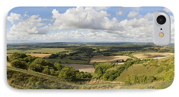 Rackham Hill To The North Downs IPhone Case