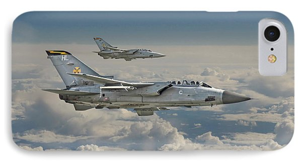 Raf Tornado IPhone Case