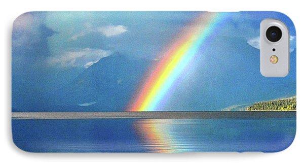 Rainbow 3 IPhone Case