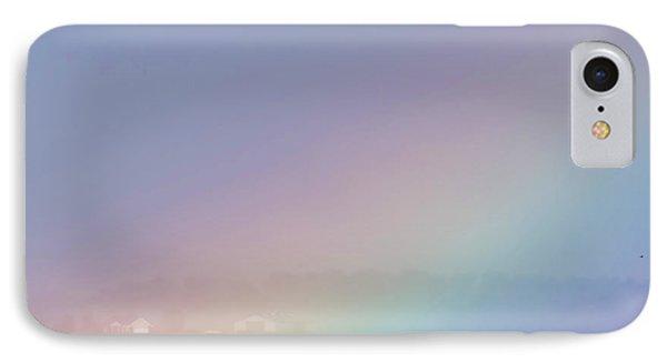 Rainbow Close Up IPhone Case