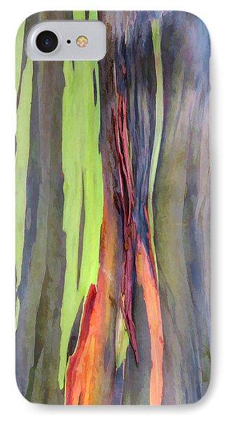Rainbow Eucalyptus 13 IPhone Case