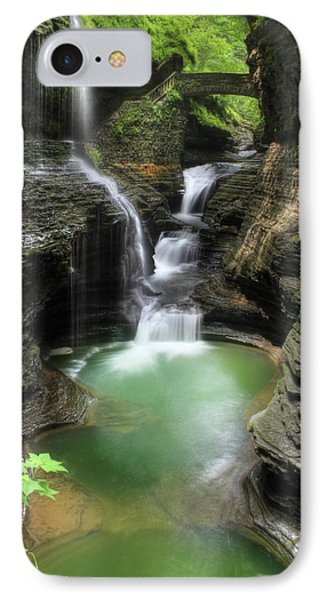 Rainbow Falls IPhone Case