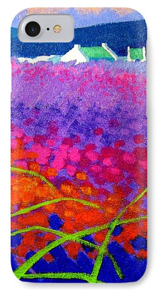 Rainbow Meadow IPhone Case