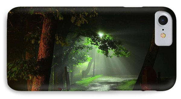 Rainy Night IPhone Case