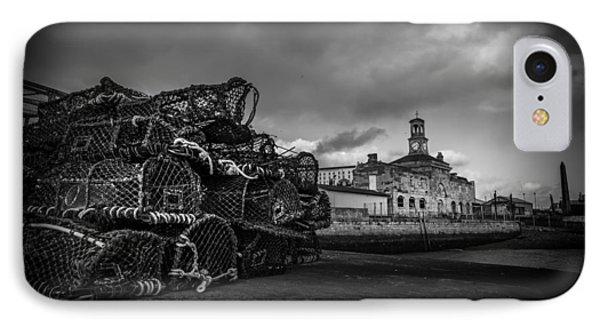 Ramsgate Lobster Pots  IPhone Case