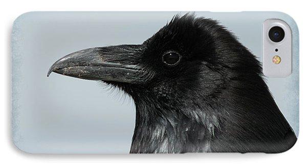 Raven Profile IPhone Case