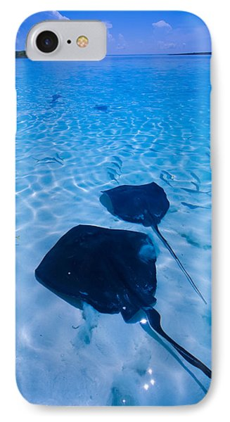 Rays Under Feet IPhone Case