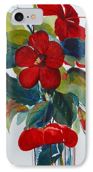 Red Dance IPhone Case