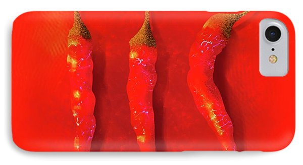 Red Hot Chili Pepper II IPhone Case