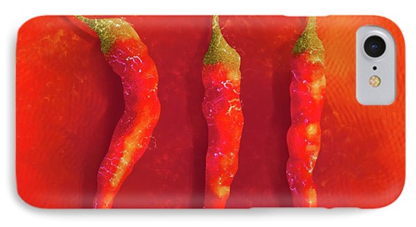 Hot Chili Peppers IPhone Case