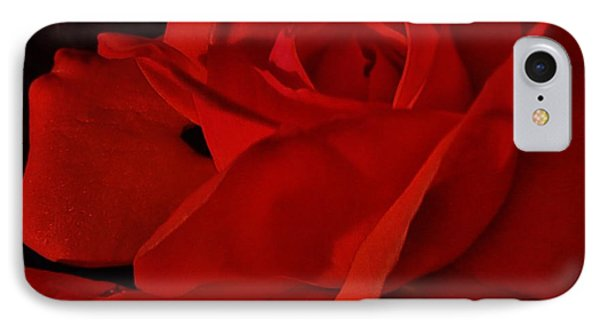 Red Red Rose  IPhone Case