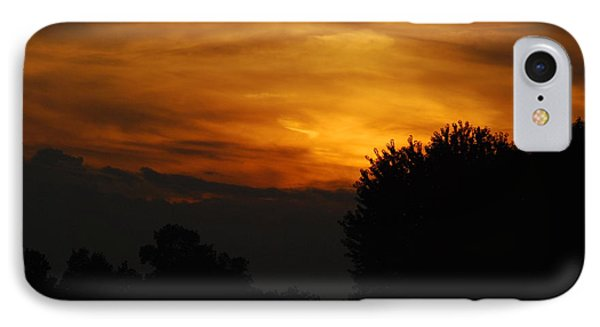 Red Red Sunset IPhone Case