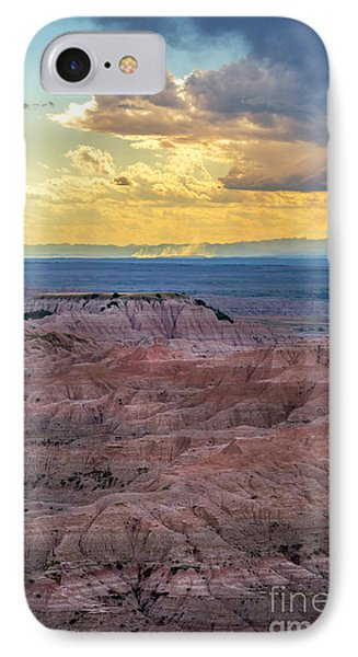 Red Rock Pinnacles IPhone Case