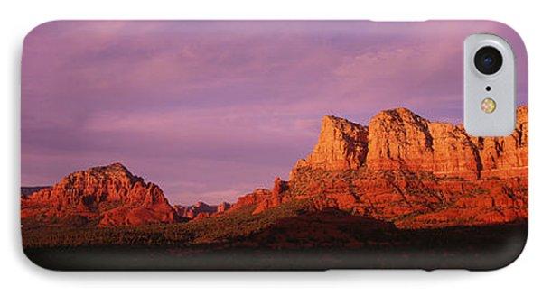 Red Rocks Country, Arizona, Usa IPhone Case
