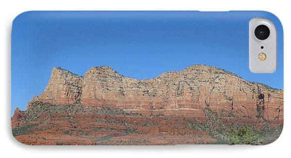 Red Rocks Majesty IPhone Case