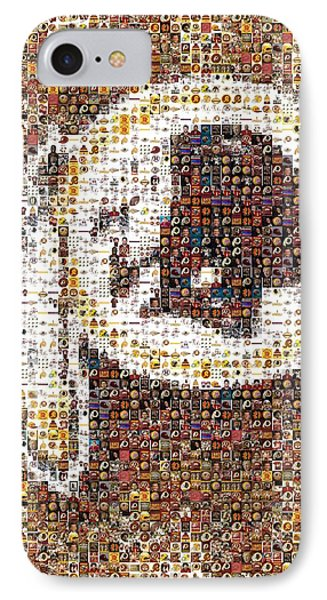 Redskins Mosaic IPhone Case